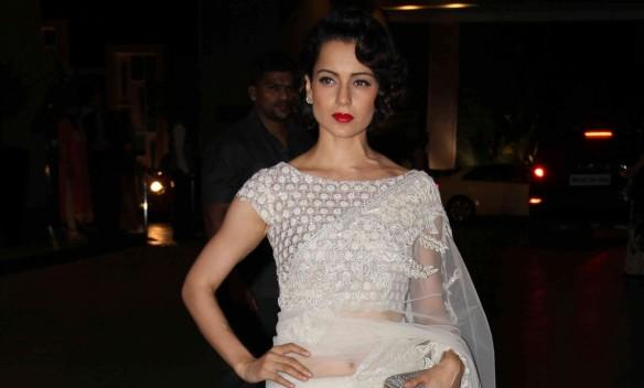 Will Kangana Ranaut sport a salt-and-pepper look in Simran?