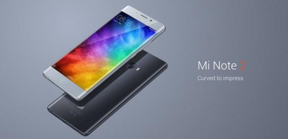 Xiaomi Mi Note 2 sold out in less than a minute