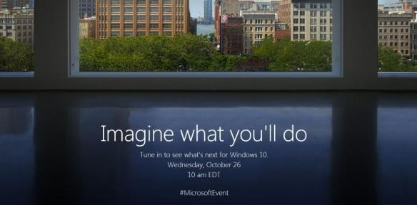 Windows 10 October 2016 event live stream: How to watch Microsoft programme online, timing details
