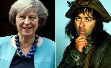 I have a cunning plan: Corbyn likens PMs Brexit plan to Blackadders Baldrick
