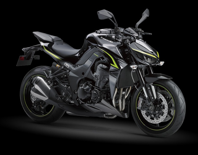 2017 Kawasaki Z1000 R edition unveiled with bells and ...
