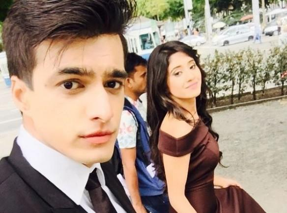 Yeh Rishta Kya Kehlata Hai actor Mohsin Khan celebrates birthday with rumoured girlfriend and co-star Shivangi Joshi
