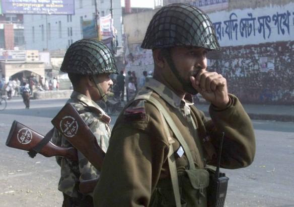 bangladesh paramilitary