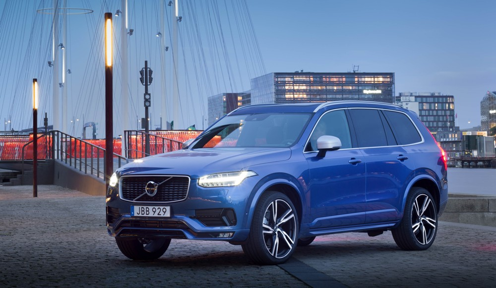 volvo xc90 r design v40 facelift to be launched in december s60 polestar to follow. Black Bedroom Furniture Sets. Home Design Ideas