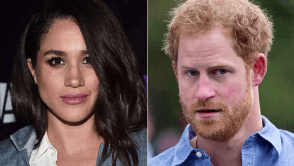 Prince Harry says girlfriend Meghan Markle is suffering racial and sexist abuse