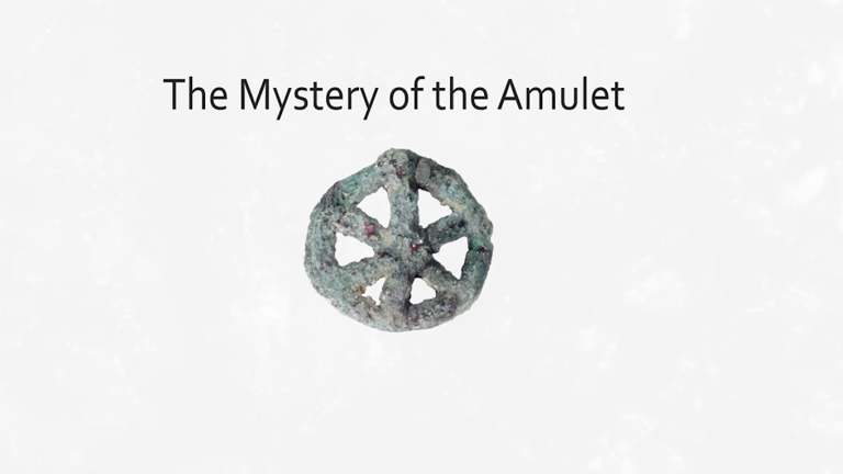 Secrets of 6,000-year-old amulet illuminated by science