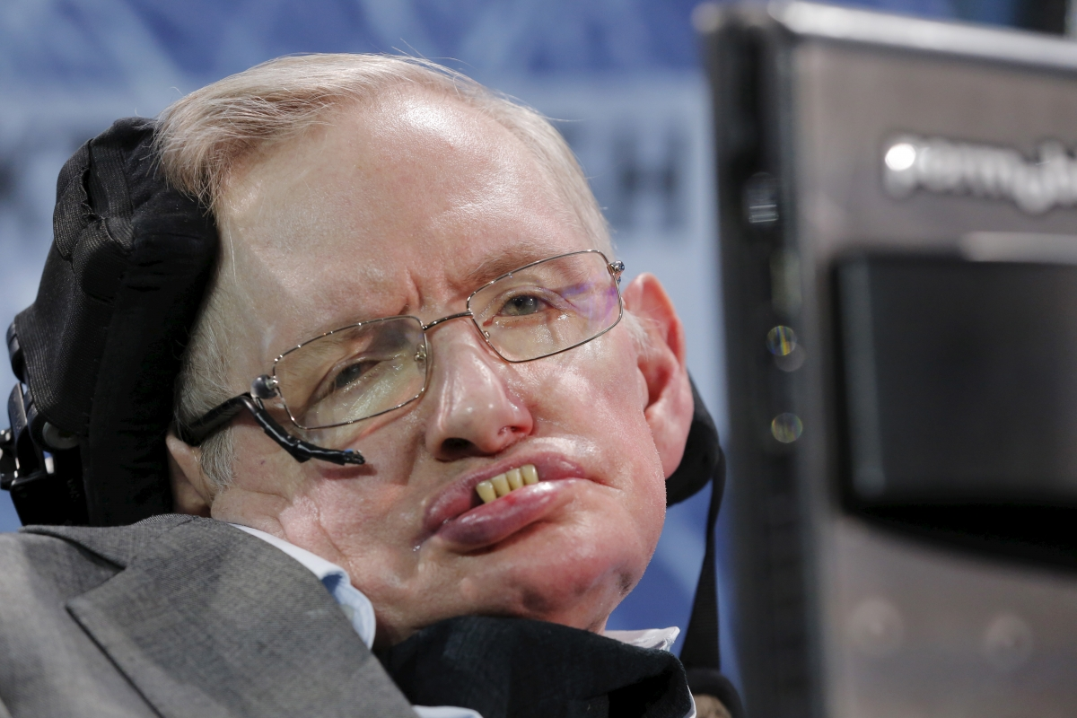 Stephen Hawking gives humanity only another 1,000 years on ... Stephen Hawking