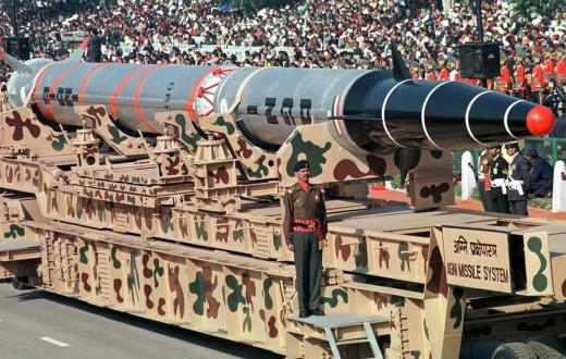 India tests Agni-I missile