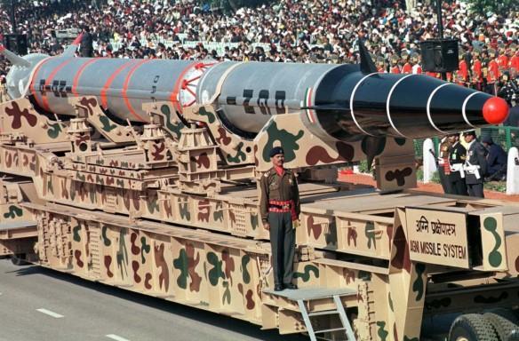 India tests Agni-I missile