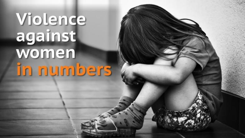 International Violence Against Womens Day 2016 by the numbers