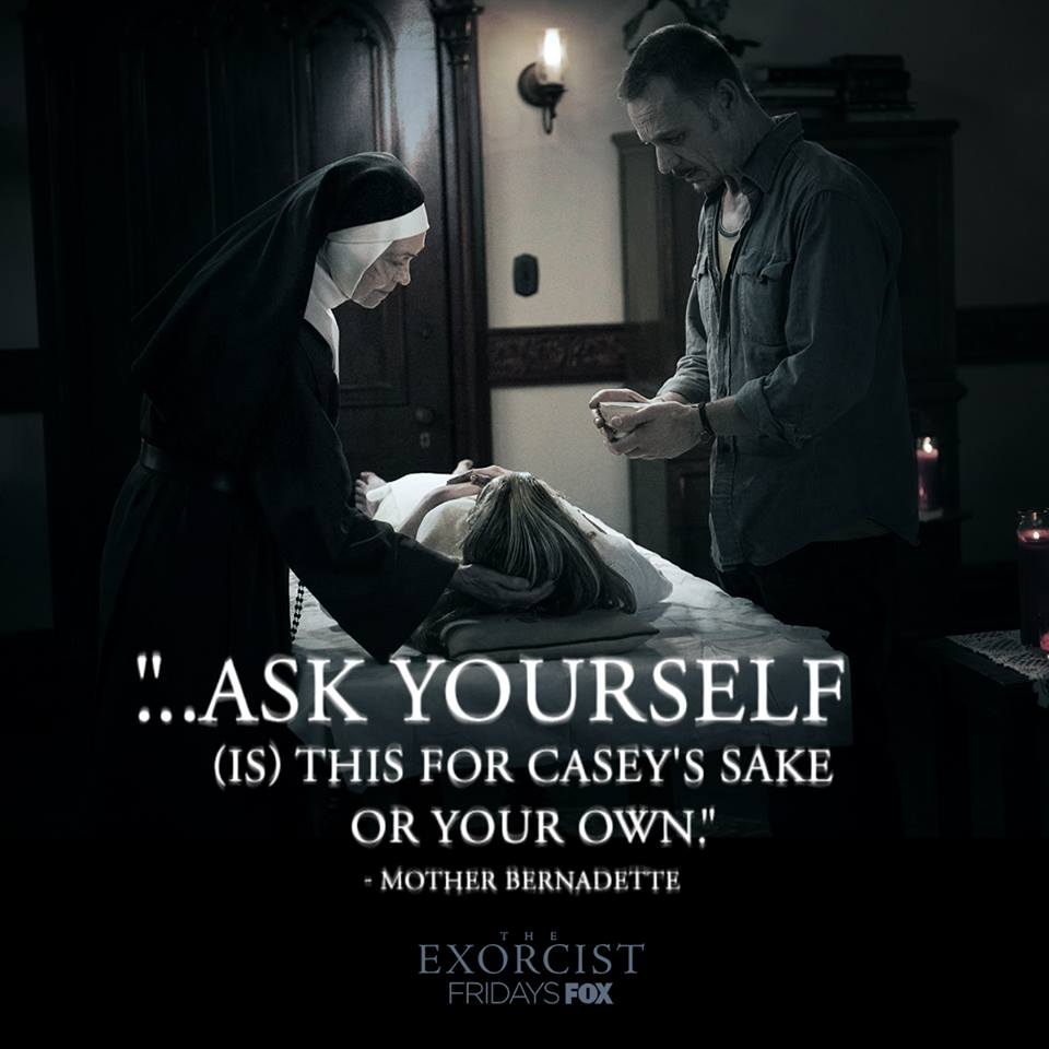 No Quarter Tvshow Time: No New Episode Of The Exorcist This Friday; Can Marcus