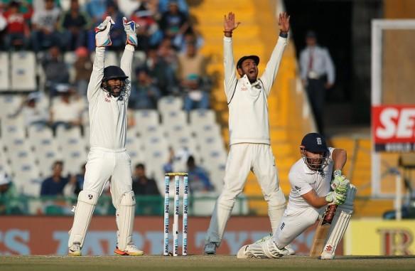 Parthiv Patel Cheteshwar Pujara India Jonny Bairstow England