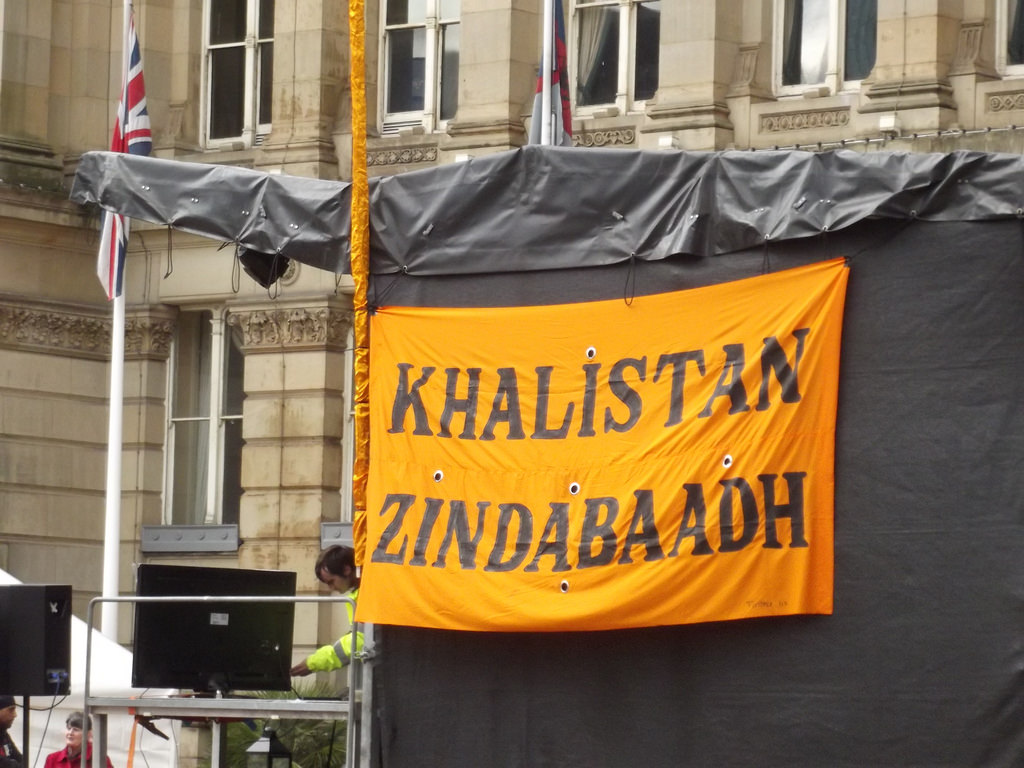 What is the Khalistan Movement, and why does it want a separate nation?