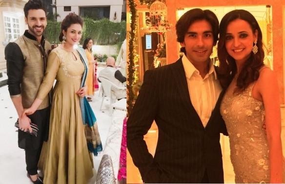 TV celebs wedding 2016: Divyanka Tripathi-Vivek Dahiya, Sanaya Irani-Mohit Sehgal and others