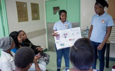How South Africa's women are fighting for a HIV-free generation at the frontline of the AIDS epidemic