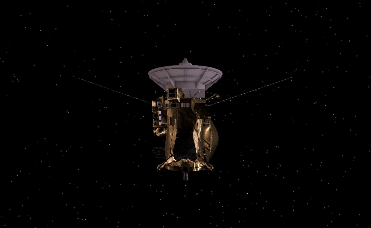 NASA's Cassini update and timeline: Countdown for death ...