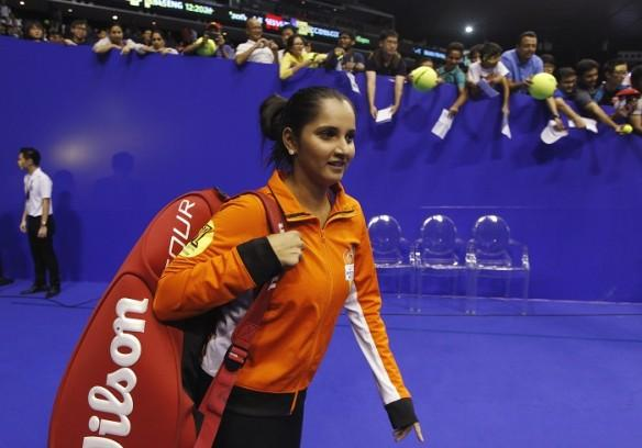 Sania Mirza IPTL
