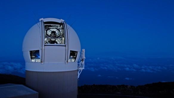 Panoramic Survey Telescope & Rapid Response System (Pan-STARRS) 1 telescope