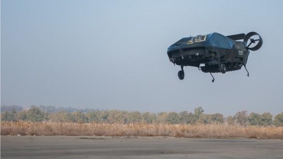 Urban Aeronautics Comorant