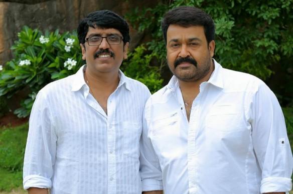 Mohanlal and B Unnikrishnan