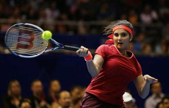Sania Mirza will be looking to continue her fine in the trournament.