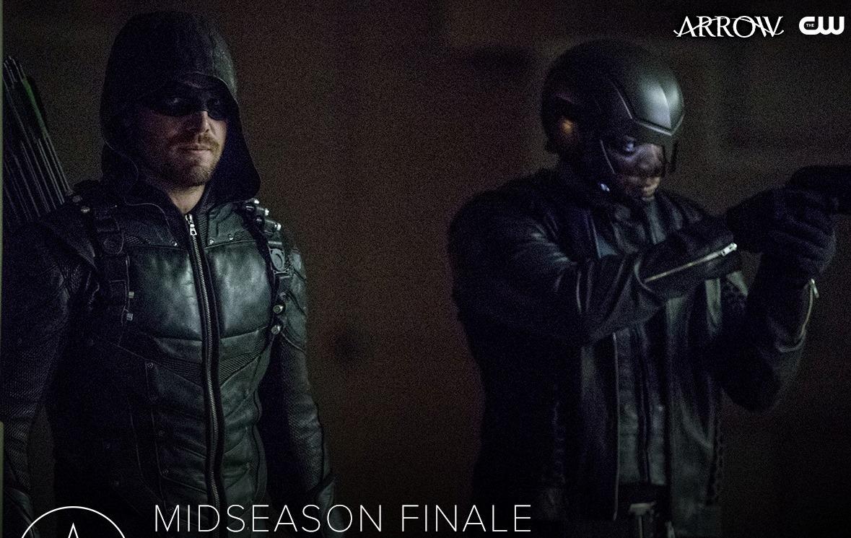 Watch Arrow Season 5