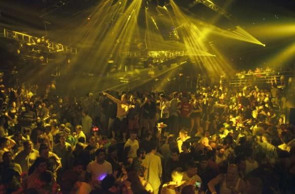 Night club,  rave