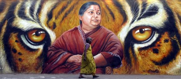 J. Jayalalithaa dominated Tamil Nadu politics as its Chief Minister