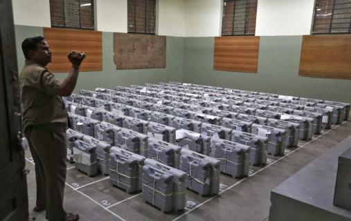 voting evm machines bharat electronics bel share price voters india machine cost crore eci election commission order bengaluru