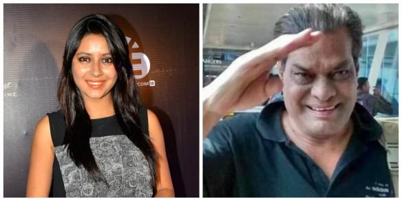 Pratyusha Banerjee and Rajesh Vivek
