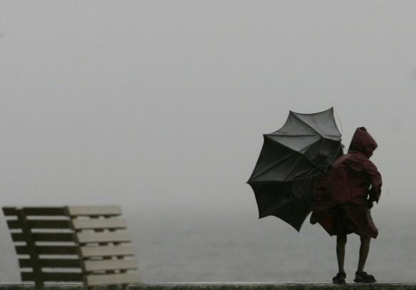 Vardah cyclone in Andaman and Nicobar island