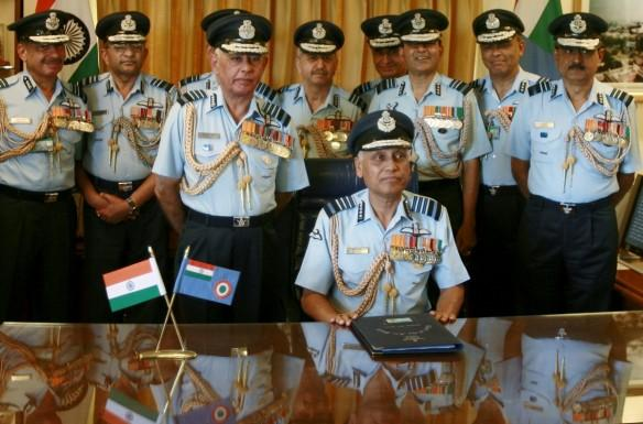 Former IAF chief SP Tyagi