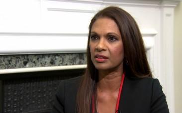 Gina Miller speaks of Supreme Court experience