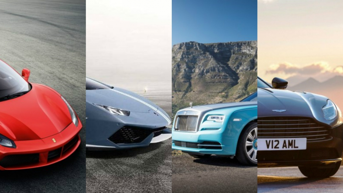 Best Of 2016 Top Supercars Sportscars High End Cars