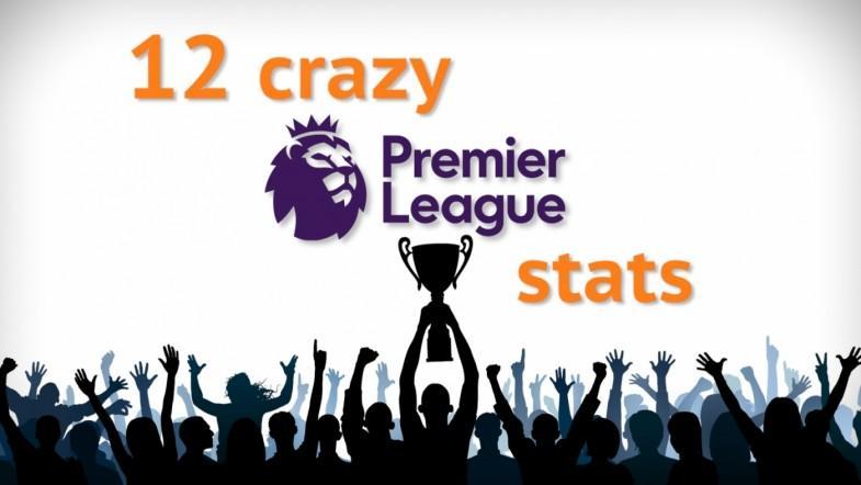 12 crazy Premier League stats