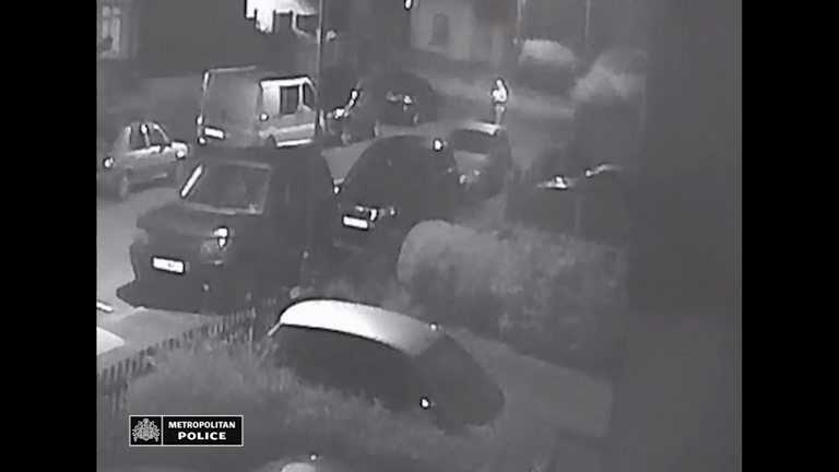 CCTV footage shows man stabbed 10 times in unprovoked ...