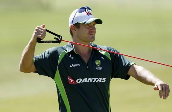 Shane Watson will miss the first match for the Sydney Thunders through injury.
