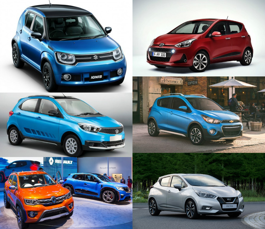 Upcoming Hatchbacks In 2017: These 10 New Cars Will Shake