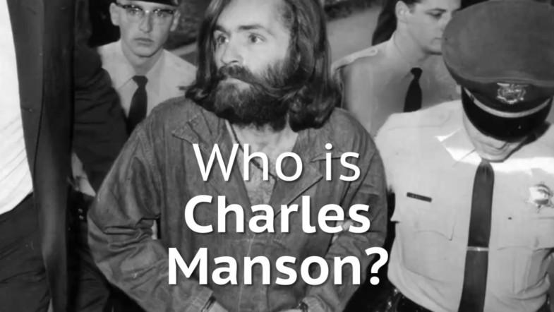 Who is Charles Manson?