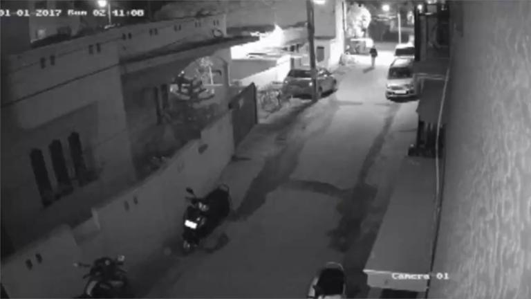 Bengaluru assault: Disturbing CCTV footage shows woman being groped