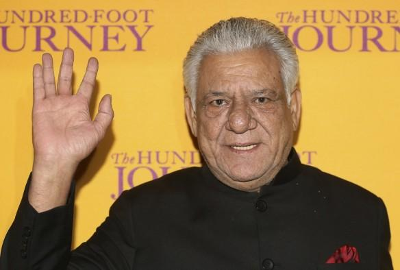 Om Puri, Om Puri passes away