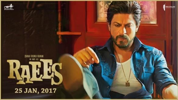 Raees, Shah Rukh Khan