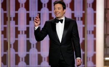 Golden Globes 2017: Host Jimmy Fallon got off to a shaky start