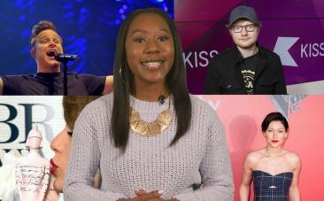 Music Minute: Ed Sheerans new releases smash Spotify records, Brit Award nominees to be announced live