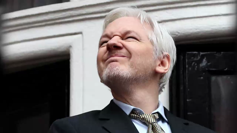 5 things you didn't know about Julian Assange