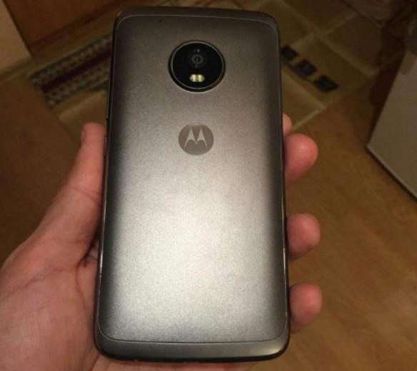 Moto G5 Plus leaked again