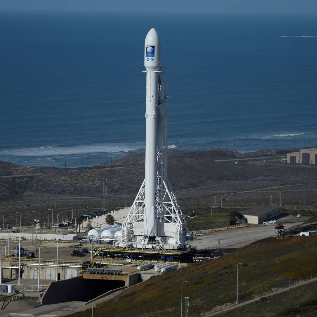 SpaceX Falcon 9: Here's why the launch is delayed again ...