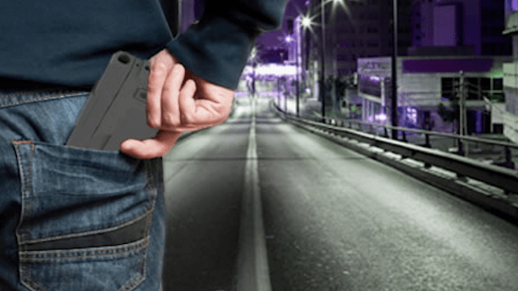 European police warning over handgun that looks like a smartphone