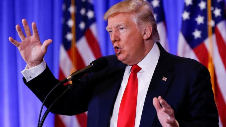 Donald Trump hails Mexicans as phenomenal people