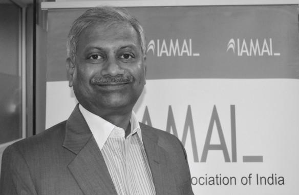 Dr Subho Ray, President, IAMAI